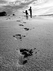running with mama