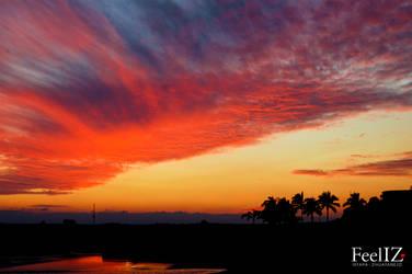 Sunset Ixtapa