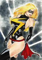 Ms. Marvel Full Color by AdrianaTavares