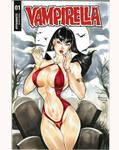 Vampirella Sketch Cover
