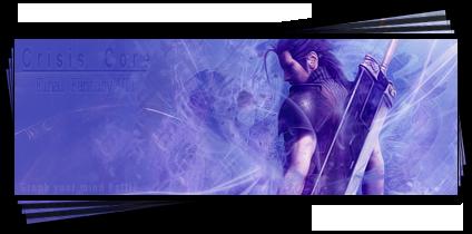 Final Fantasy : Crisis Core by SheepyLife