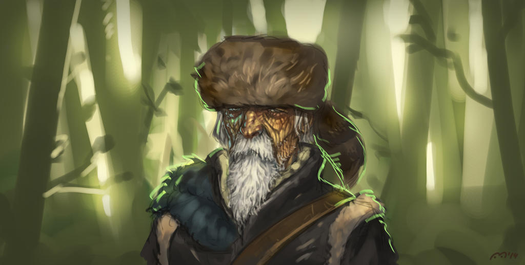 Hunter by nevardaed