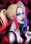 Harley Quinn DC Rebirth