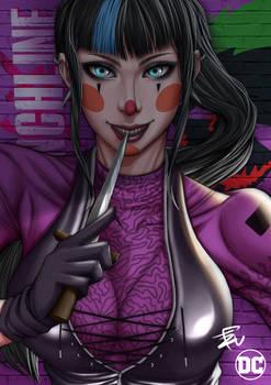 PUNCHLINE - DC Comics