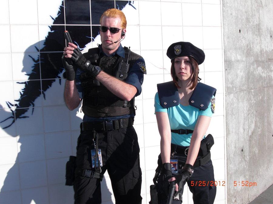 Resident Evil 1 S.T.A.R.S Wesker (4 of 7) by VJolt ...  sc 1 st  DeviantArt & Resident Evil 1: S.T.A.R.S Wesker (4 of 7) by VJolt on DeviantArt