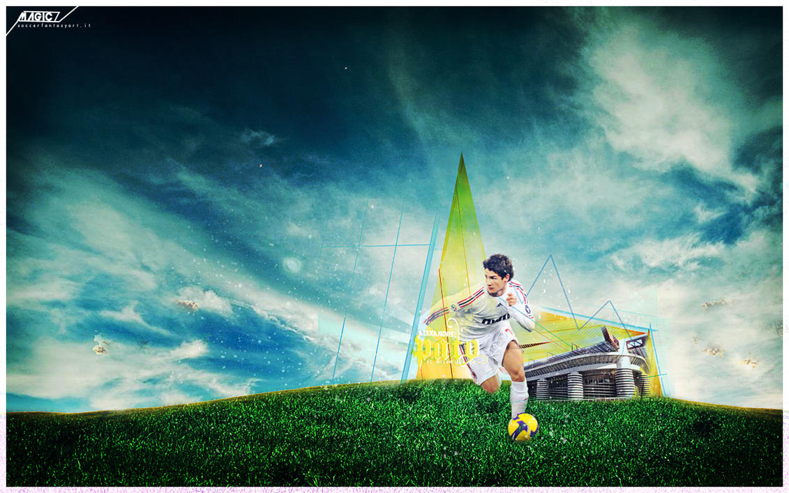 Alexandre Pato by magic7-GFX