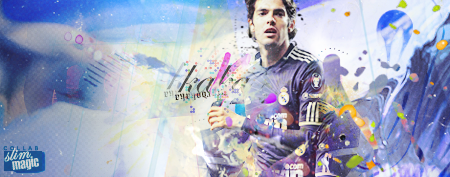 Kaka' with slim by magic7-GFX