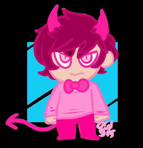 Grumpy Lil' Guy by EletricitiOrange