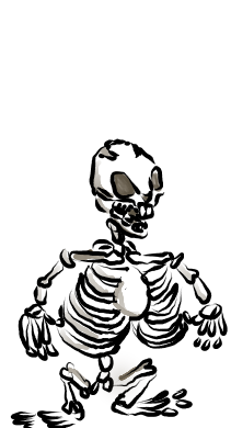 Skeleton Big Chungus By Iantosh On Deviantart