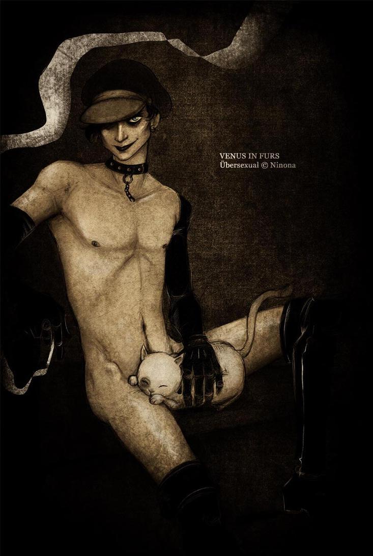 Venus in Furs by Vanessa-Ninona