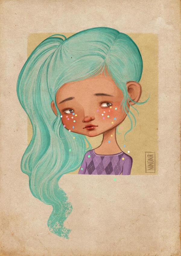 CONFETTI by Oh-Ninona