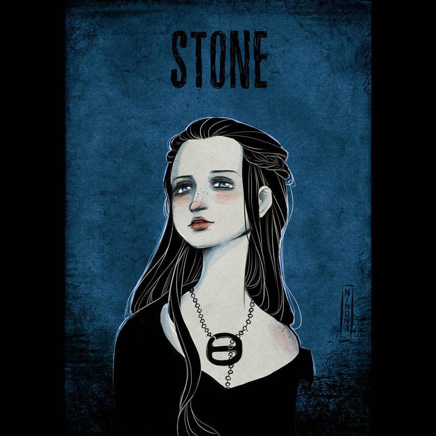 ASOIAF. Stone (cold) by Vanessa-Ninona