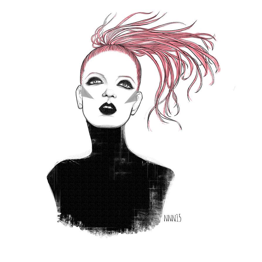 Shirley Manson by Vanessa-Ninona