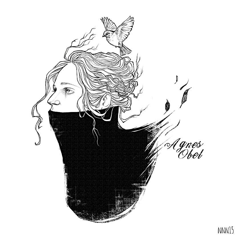 Agnes Obel by Vanessa-Ninona