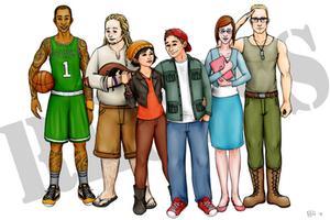 The Recess Gang