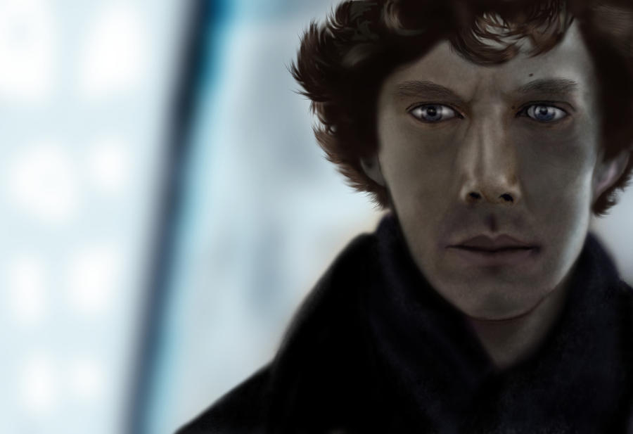 Consulting Detective by blue-moon-legacy