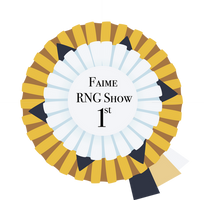 1st Place Faime RNG Show by Crows-CrandySkulls