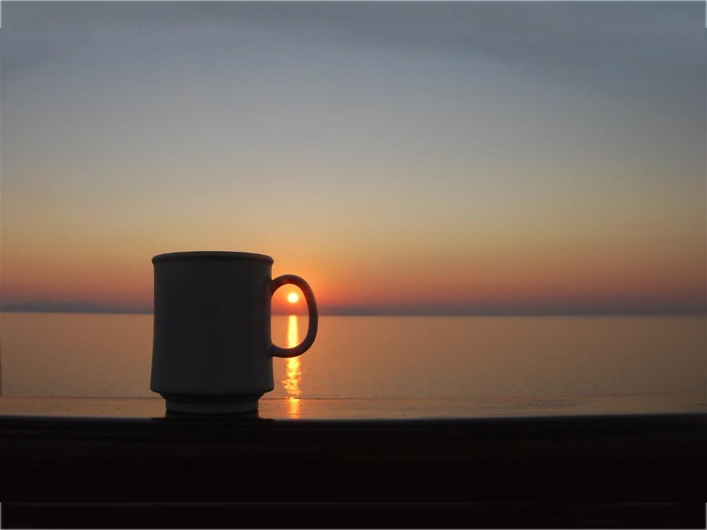 Early Cuppa by taramara