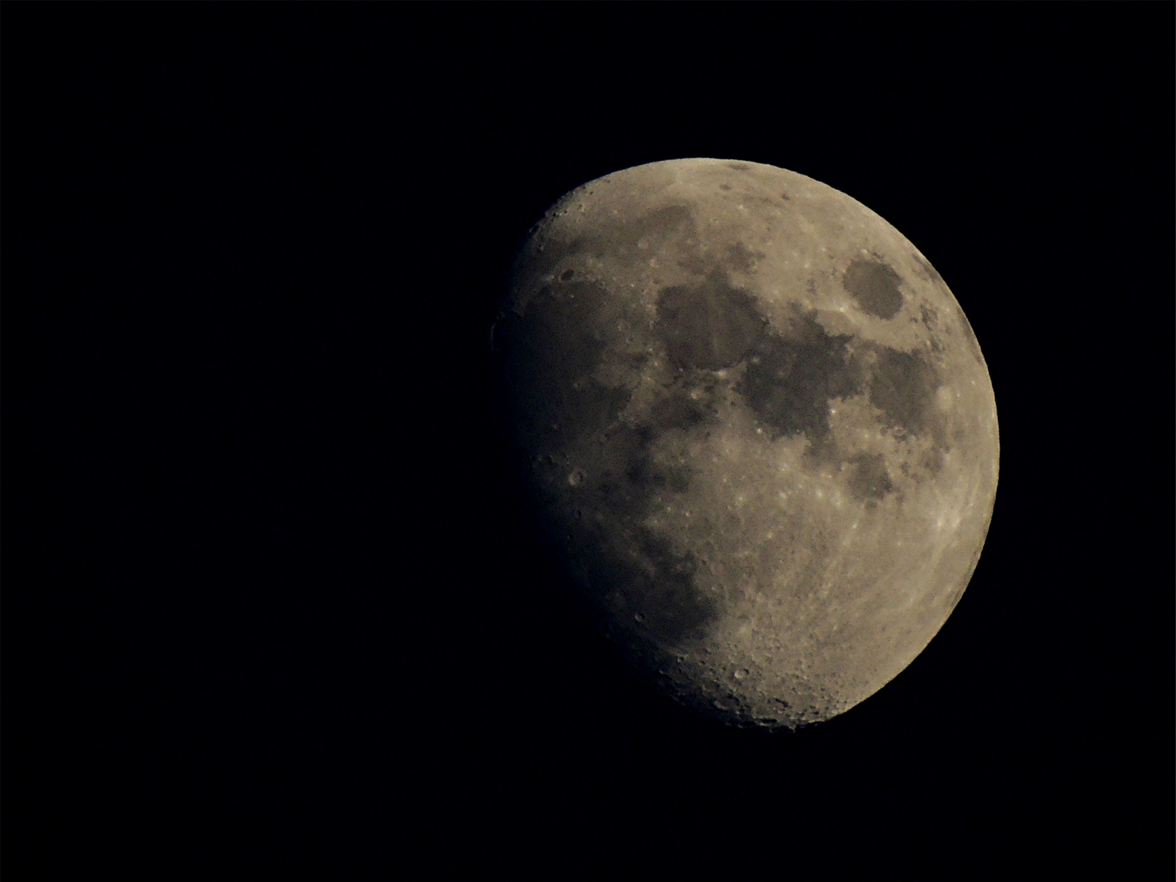 The Moon by taramara