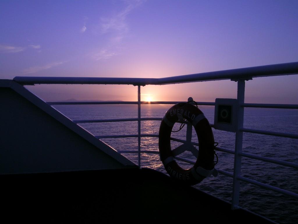 Sunset Silhouette by taramara