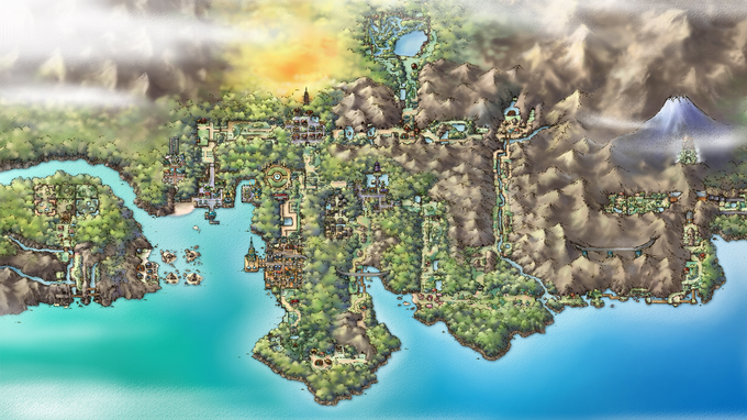 Johto by CoGreen20