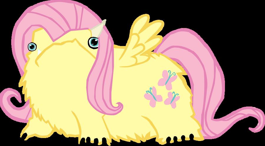 Fluttershy Alot by asdflove