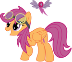 Grown up Scootaloo