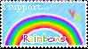 I Love Rainbows by Gumidrop