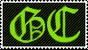 Good Charlotte Stamp by Gumidrop