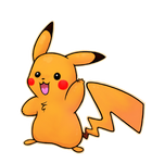 I Choose You Shiny Pikachuu! by Gumidrop
