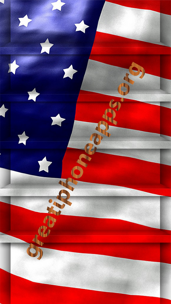 American Flag Wallpaper Iphone By Mobi900