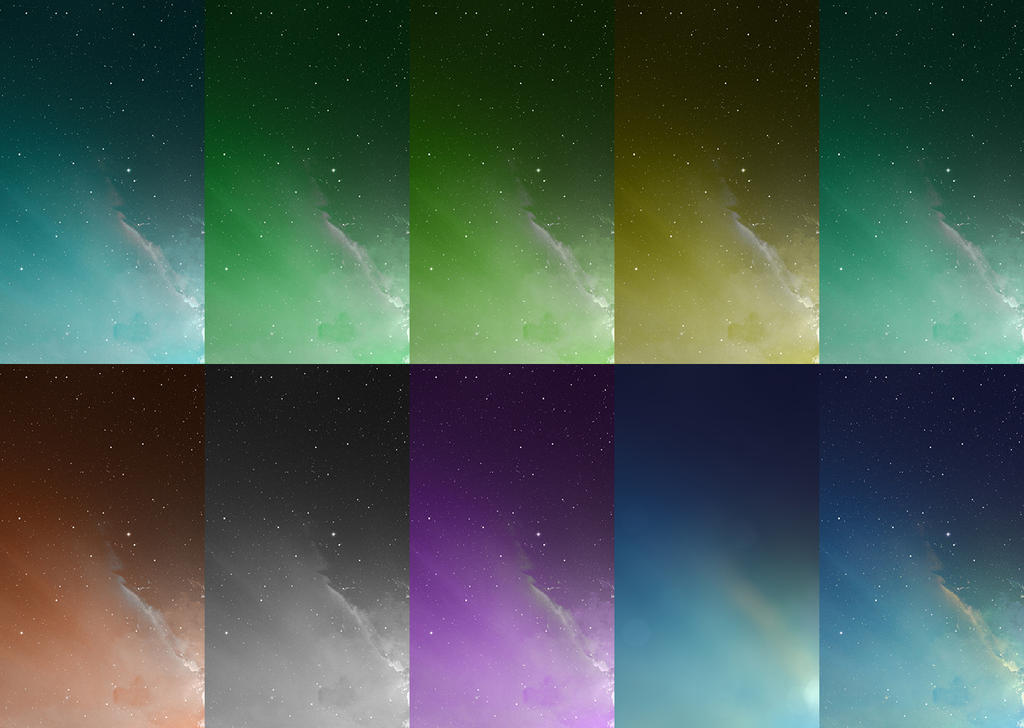 Top 10 Galaxy Wallpaper IPhone 6 Plus By Mobi900 On DeviantArt