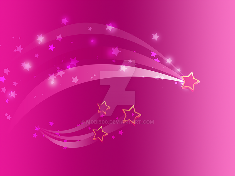 Pink Stars Wallpaper Iphone By Mobi900 On Deviantart