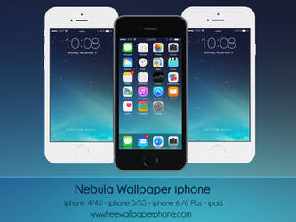 Nebula Wallpapers iphone by mobi900
