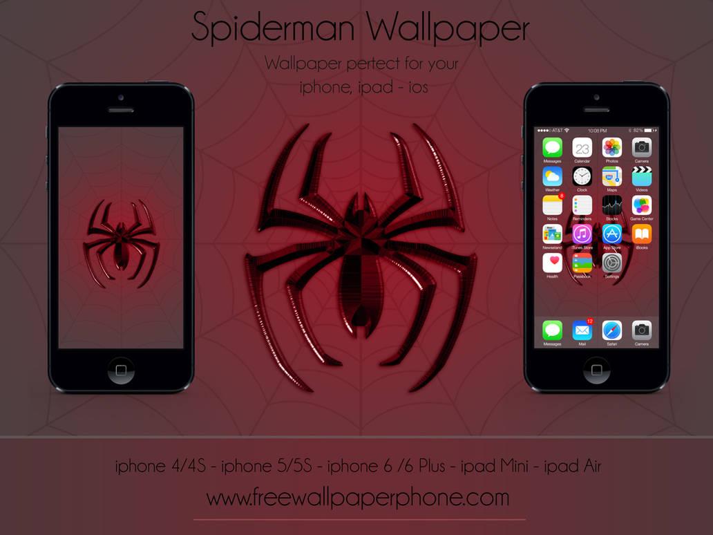 Spiderman Wallpaper Iphone By Mobi900 On Deviantart