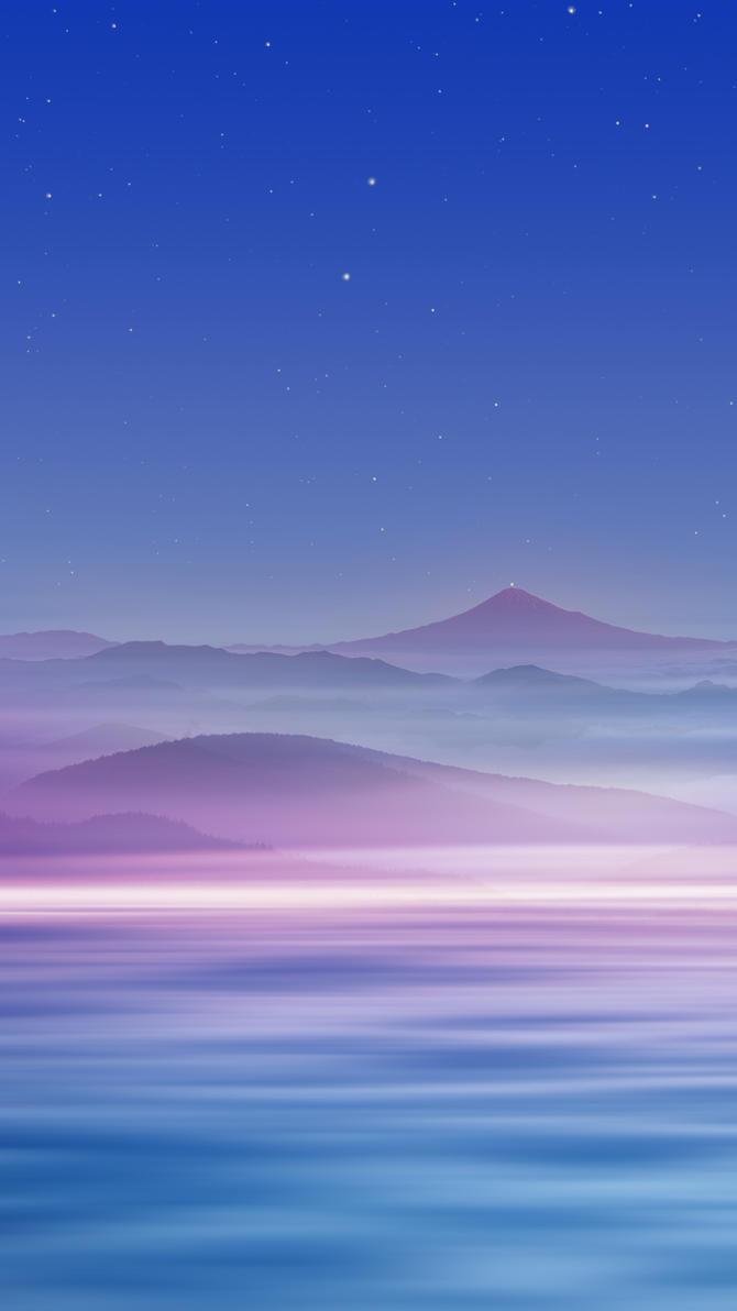 Mountain Wallpaper Galaxy S7 Edge By Mobi900