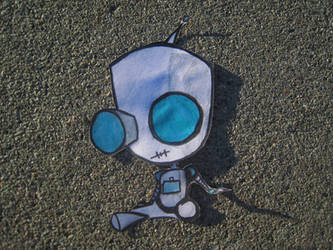 Gir (Without Mongoose Outfit) by BeyondThisUniverse