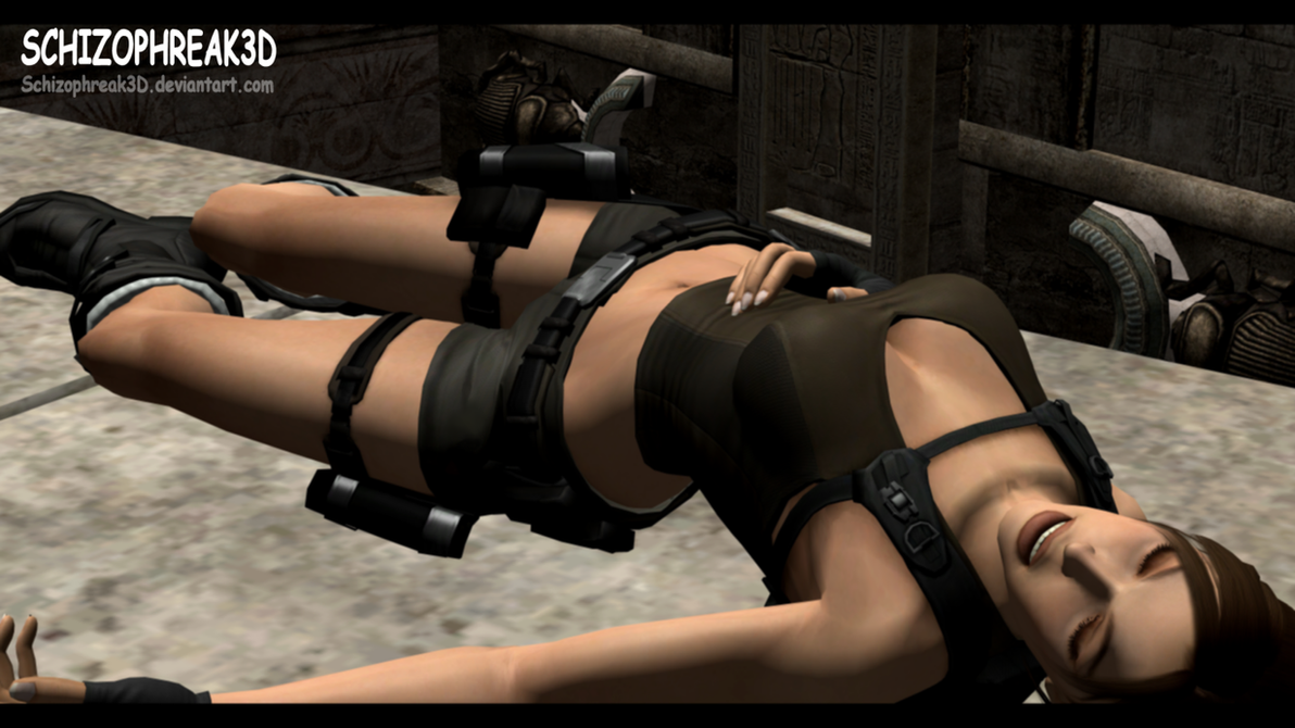 Lady croft 3d erotic cute girlfriends