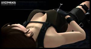 Lara Croft - Sedated 3