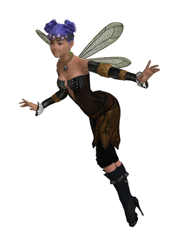 ella in the garden free fairy png by supremegoddess on deviantart