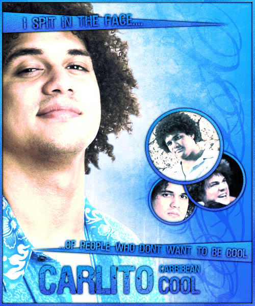 Carlito Cool by bacon111