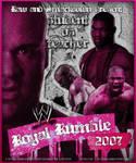 Royal Rumble 2007 Poster