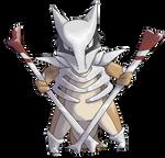 Mega Evolution: Marowak
