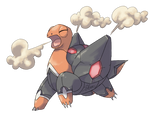 Mega Evolution: Torkoal