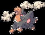 Mega Evolution: Torkoal