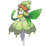 Mega Evolution: Lilligant