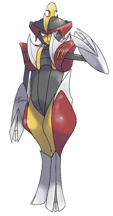 Mega Evolution: Bisharp by Kydeka