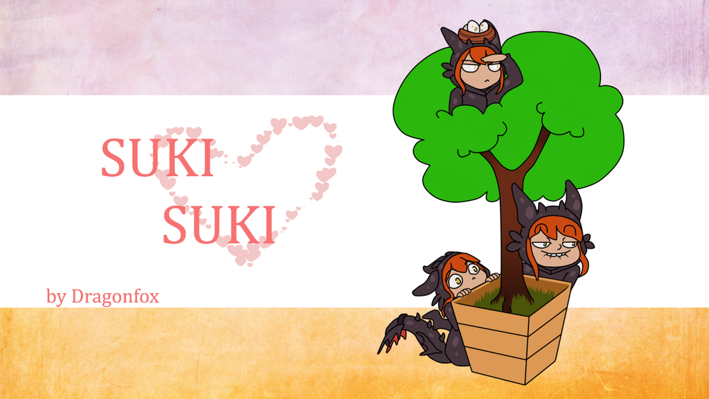 Suki Suki - Animation Meme by DragonFoxAdopts