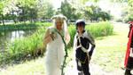 AnimeNEXT 2014-Yoko Kurama and Chrom