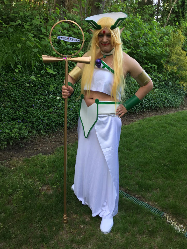 Hedva cosplay 1 by Shinto-Cetra